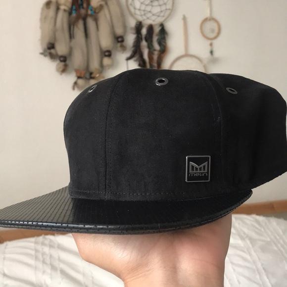 "shades of hot sale online performance sportswear ""The Affair"" black Melin hat"